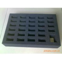 Black Die Cut EVA Foam Insert for Customized Packing Goods Eco Friendly