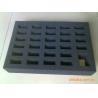 Black Die Cut EVA Foam Insert for Customized Packing Goods Eco Friendly