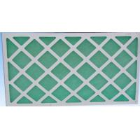 China Cheap Primary Air Filtration Flat Panel Fiberglass Filter Pre filter for HVAC wholesale