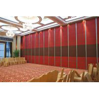 China Conference Room Partition Commercial Accordion Folding Doors For Conference Center on sale