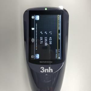 China CMYK LAB Value Color Densitometer YD5010 For Optical Density / Dot Enlargement wholesale