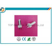 Buy cheap Pin do passo 2 de 2.54mm através do conector do furo montado para o agregado from wholesalers
