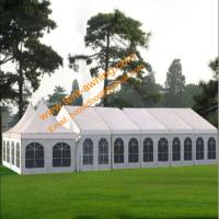 China Outdoor Clear Span Waterproof  Wedding Party Event Marquee  PVC Tent wholesale