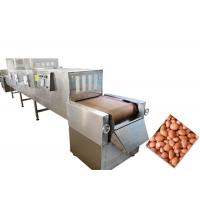 Buy cheap 60kw Food Microwave Tunnel Oven With Plc And Touch Screen Control System from wholesalers