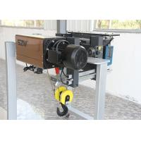 China European type M5 working duty 10-ton electric hoist for sale on sale
