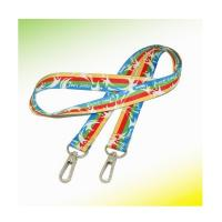 """China 3/4"""" Ployester lanyard with double end Metal Snap Hooks attachment wholesale"""
