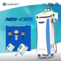 China 80% clinic used Promotion 5 handles (Crolipolisis+RF+vacuum+cavitation) CoolSculpting fat freeze machine for weight loss wholesale