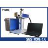 China 金属の腕時計/自動車部品のための移動可能な20w繊維レーザーの印機械 wholesale