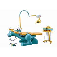 Lovely cartoon pediatric dental lab chair special designed colorful unit