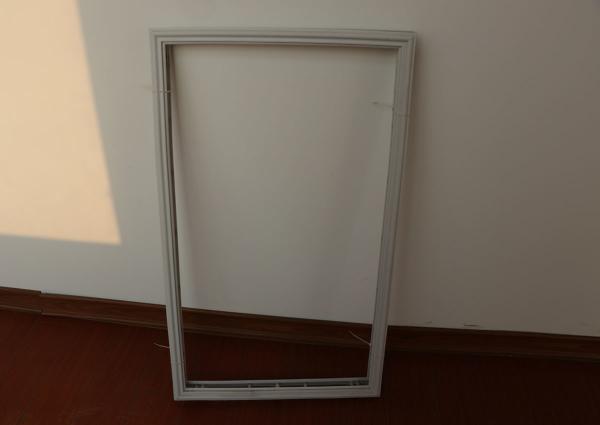 Quality Design Flexibility Glass Window Frame , French Door Glass Frame Strength Durability for sale