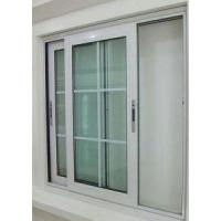 China Aluminum Sliding Window Grill Design wholesale