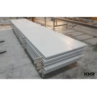 Modified Acrylic Solid Surface Material Artificial Stone Panel Composite Resin
