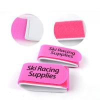 China Hook And Loop Ski Strap Band With 100% Nylon In Sporting , ROHS & SGS wholesale