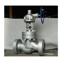 "China 16"" - 300 RF CS body Flanged Globe valve 410-SS Trim (API #8) GO. API-600 ASME B16.34. wholesale"