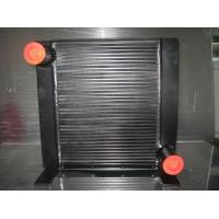 China Black Plate Fin Brazing Hydraulic Oil Heat Exchanger for Excavator / vibratile Roller on sale