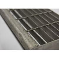 China Composite Galvanised Steel Steps, Metal Step TreadsWith  Checkered Plate on sale