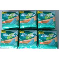 China Always Sanitary Pads Lady Napkin 240mm Dayuse Prevent Fluid From Leakage wholesale