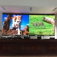 China Fixed P4 Indoor Led Displays Screen High Brightness Smd2121  Led TV Display Panel on sale