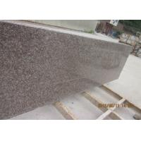 G687 Granite Countertop Slabs , Peach Red Granite Small Slabs 240up x 70 cm