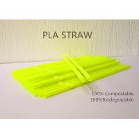 Buy cheap 100% Biodegradable PLA Drinking Straw Making Machine Disposable Eco Friendly from wholesalers