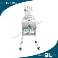 China Cavitation Tripolar Vacuum Bipolar Laser Ultrasonic  Slimming Machine with Continuous or Pulse adjustable wholesale