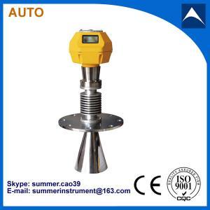 China Smart radar level meter / radar level transmitter wholesale
