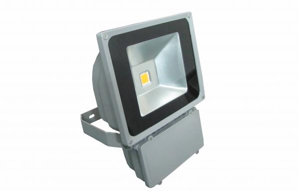 Quality Anti - Water Ra90 Color Outdoor LED Flood lights CE ROHS , 70W LED Floodlights for sale