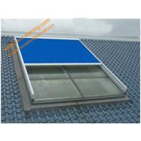 China Electric Motorized Remote Control Conservatory Roof  Skylight Awning wholesale