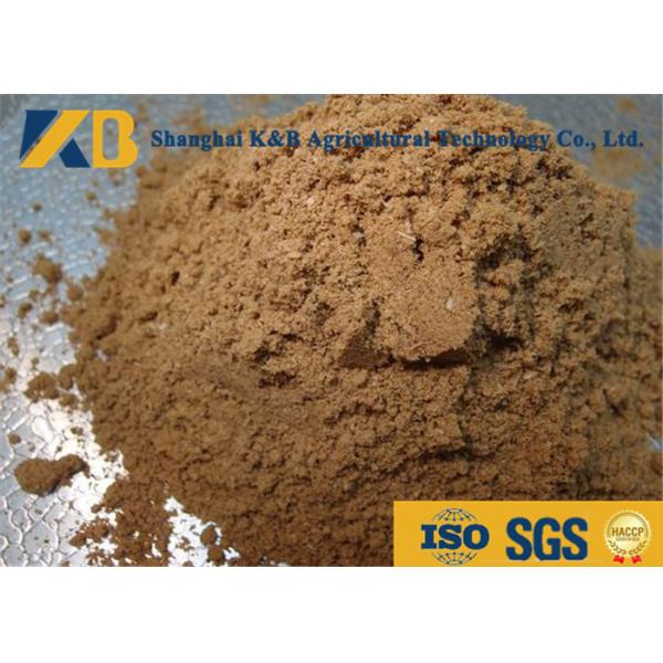 Quality High Protein Fish Meal Powder Animal Feed Rich Various Vitamins For Dairy Cattle for sale
