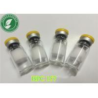 White Lyophilized Powder Peptide hormone Pentadecapeptide BPC 157 CAS 137525-51-0