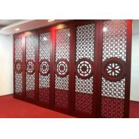China Restaurant Movable Wall Systems Telescopic Sleeve Panel Closure wholesale