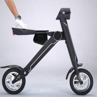 China Fast Mini Folding Foldable Electric Scooter Two Wheel Electric Vehicle For Your Special Trip wholesale