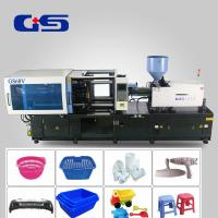 China Full Automatic Servo Motor Injection Molding Machine For Basket / Bucket / Planter wholesale