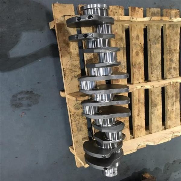 Quality Marine Diesel Engine Parts K19 Crankshaft For Cummins Application 3347569 3096362 for sale