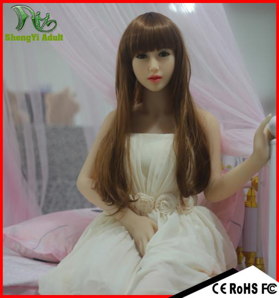 Quality 153cm drop shipping hot nude teen girl sex love doll CE Certification  Adult Silicone Sex Doll Skeleton for Men for sale