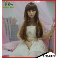 China 153cm drop shipping hot nude teen girl sex love doll CE Certification  Adult Silicone Sex Doll Skeleton for Men wholesale