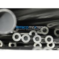China Wall Thickness 0.71mm - 2.11mm Nickel Alloy Tube Seamless Corrosion Resistance wholesale