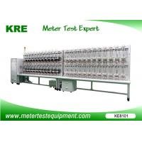 China 48 Positions Single Phase Energy Meter Test Bench , Meter Test System 1 Year Warranty wholesale