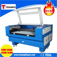 China Acrylic CO2 Laser Cutting Machine Price Wood Laser Cutter Desktop Glass Plastic Laser Engraving Machine Triumphlaser wholesale