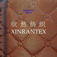 China Q0018 polyester quilting fabric design wholesale