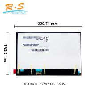 Buy cheap 10,1 módulo del monitor LCD B101UAN01.7 1920x1200 IPS LCD de la pantalla táctil from wholesalers
