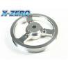 China Mini equipo ligero de la polea, superficie pulida polea de aluminio de la manivela de Mini Cooper wholesale