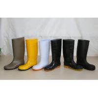 China Rubber Safety Boots, Fireman's Boots, Fire Fighter's Boots wholesale