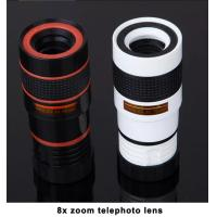China lowest price mobile phone lens 8x telephoto zoom lens for cell phone on sale