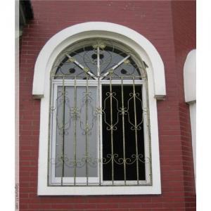 Wrought Iron Windows