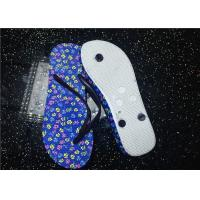 China Ladies Shoes on Beach New Design PVC Flip Flops Women Slippers on sale