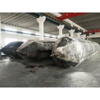 China 6 Layers Marine Rubber Airbag Boat Lift Bags For Indonesian Shipyards wholesale