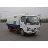 China Road Sweeper Machine And Vacuum Street Sweeper Truck Special Purpose Vehicles on sale