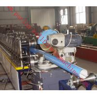 China Downspouts Roll Forming Machine Color Steel Coils For Rainwater Downpipe / Rain Gutter on sale