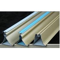 China Aluminum Manual Window Blinds Accessories , Suspended Ceiling Grid wholesale